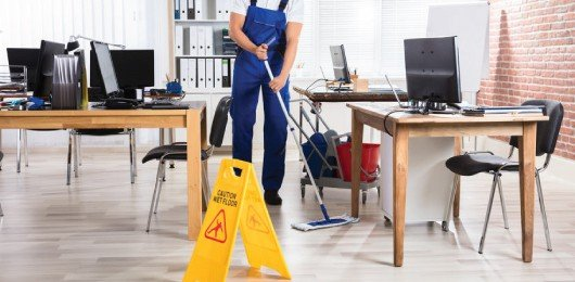 Office Cleaning Services - Swissmaid UK Ltd